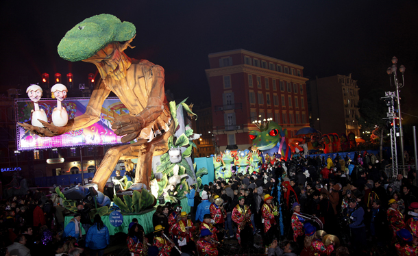 尼斯嘉年华nice carnival高清图片