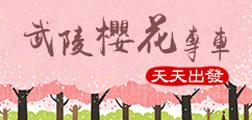 (主題)武陵櫻花專車✦天天出發