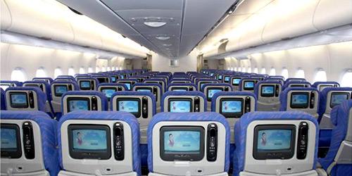 428个经济舱座位