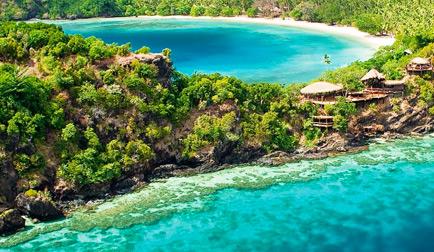 全世界最美的海岛best