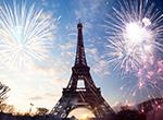 【本週推薦-航空自由行2-圖】2019法國跨年機+酒 ★WIFI機加碼贈 ★直飛巴黎戴高樂機場 ★送旅行收納袋二件組