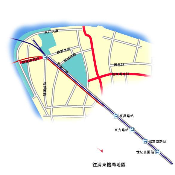 全球地图 亚洲地区 中国国家 上海城市 > 浦东陆家嘴