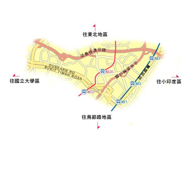 全球地图 亚洲地区 新加坡国家 新加坡城市 > 新城区