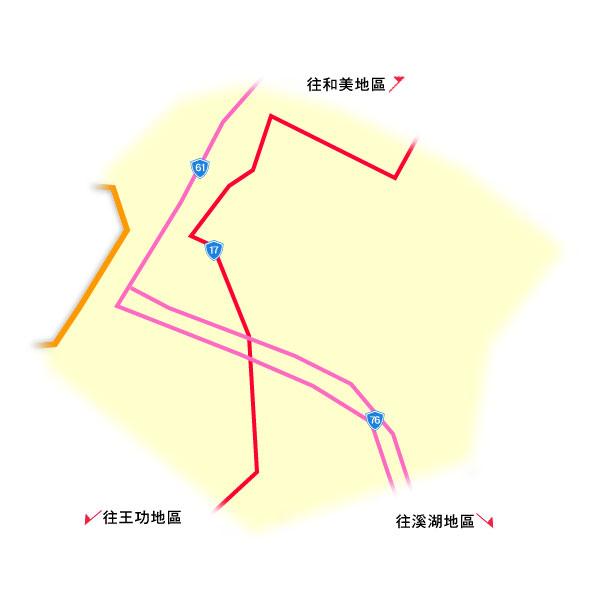 ŏ�灣 Ž�化 ɹ�港地區