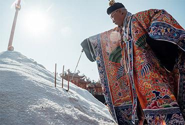 (團體)鯤鯓王平安鹽祭體驗請鹽2日