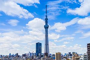 【本週推薦-票券1-圖】魅力東京·盡收眼底東京晴空塔★免去排隊買票之苦★傍晚夜景更迷人